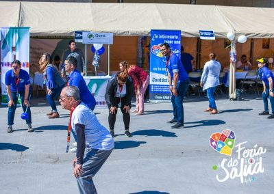 Feria de la Salud 2019 Grupo GAMI en OCP de Mexico15