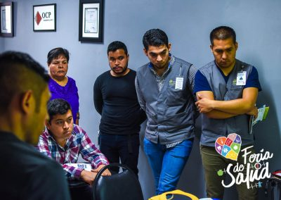 Feria de la Salud 2019 Grupo GAMI en OCP de Mexico23