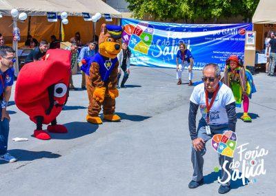 Feria de la Salud 2019 Grupo GAMI en OCP de Mexico33