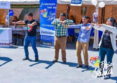 Feria de la Salud 2019 Grupo GAMI en OCP de Mexico35