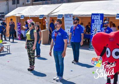 Feria de la Salud 2019 Grupo GAMI en OCP de Mexico36