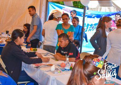 Feria de la Salud 2019 Grupo GAMI en OCP de Mexico46