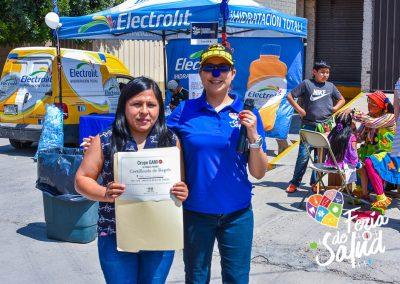 Feria de la Salud 2019 Grupo GAMI en OCP de Mexico48