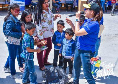 Feria de la Salud 2019 Grupo GAMI en OCP de Mexico58