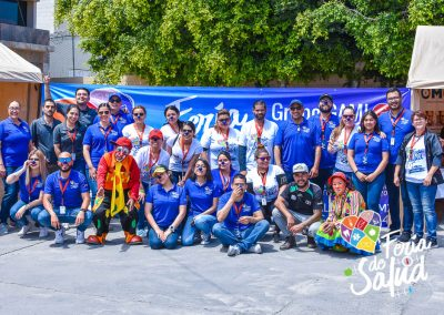 Feria de la Salud 2019 Grupo GAMI en OCP de Mexico59