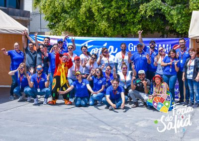 Feria de la Salud 2019 Grupo GAMI en OCP de Mexico63