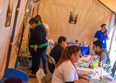 Feria de la Salud 2019 Grupo GAMI en OCP de Mexico7