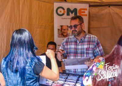 Feria de la Salud 2019 Grupo GAMI en OCP de Mexico9