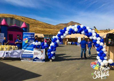 Feria de la Salud 2019 Grupo GAMI en Allan Recycling1