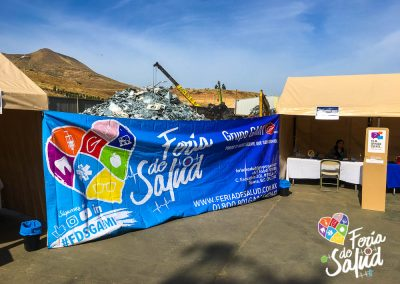 Feria de la Salud 2019 Grupo GAMI en Allan Recycling10