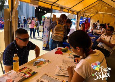 Feria de la Salud 2019 Grupo GAMI en Allan Recycling17