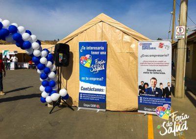 Feria de la Salud 2019 Grupo GAMI en Allan Recycling25