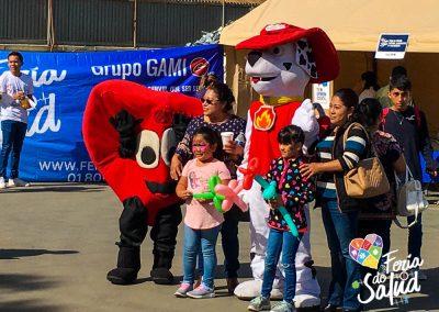 Feria de la Salud 2019 Grupo GAMI en Allan Recycling28