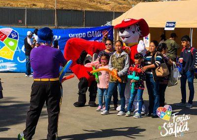 Feria de la Salud 2019 Grupo GAMI en Allan Recycling29