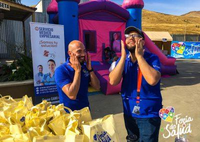 Feria de la Salud 2019 Grupo GAMI en Allan Recycling3