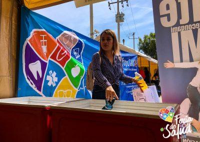 Feria de la Salud 2019 Grupo GAMI en Allan Recycling38