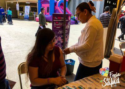 Feria de la Salud 2019 Grupo GAMI en Allan Recycling42