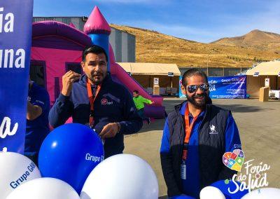 Feria de la Salud 2019 Grupo GAMI en Allan Recycling5