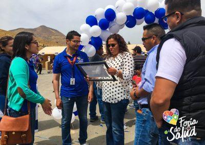 Feria de la Salud 2019 Grupo GAMI en Allan Recycling57