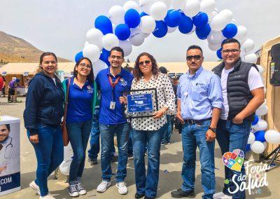 Feria de la Salud 2019 Grupo GAMI en Allan Recycling58