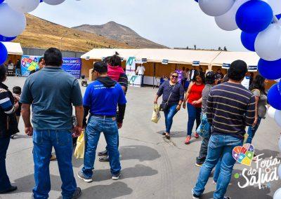Feria de la Salud 2019 Grupo GAMI en Allan Recycling60