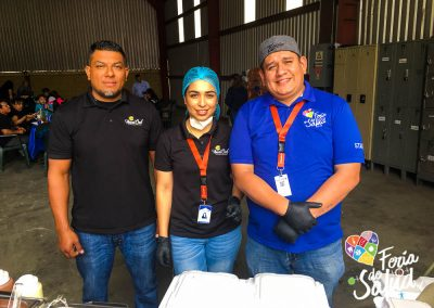Feria de la Salud 2019 Grupo GAMI en Allan Recycling66