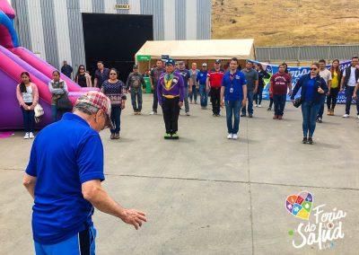 Feria de la Salud 2019 Grupo GAMI en Allan Recycling68