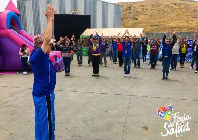 Feria de la Salud 2019 Grupo GAMI en Allan Recycling69