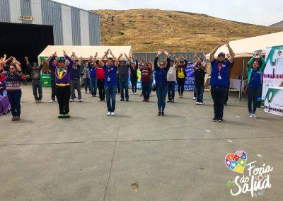Feria de la Salud 2019 Grupo GAMI en Allan Recycling70