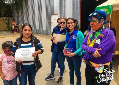 Feria de la Salud 2019 Grupo GAMI en Allan Recycling72