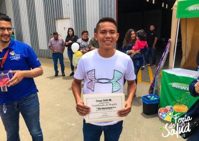 Feria de la Salud 2019 Grupo GAMI en Allan Recycling77