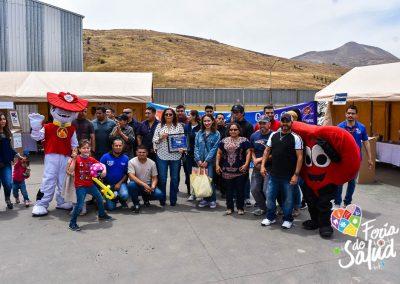 Feria de la Salud 2019 Grupo GAMI en Allan Recycling81