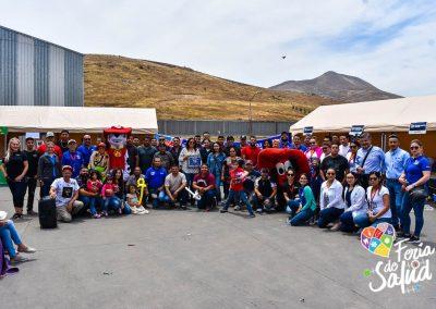 Feria de la Salud 2019 Grupo GAMI en Allan Recycling83