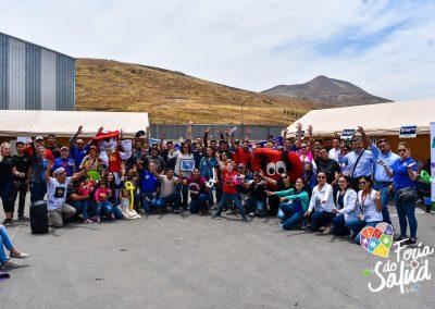 Feria de la Salud 2019 Grupo GAMI en Allan Recycling84