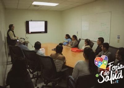 Feria de la Salud 2019 Grupo GAMI en SouthFi10