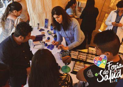 Feria de la Salud 2019 Grupo GAMI en SouthFi17