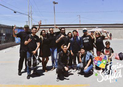 Feria de la Salud 2019 Grupo GAMI en SouthFi23