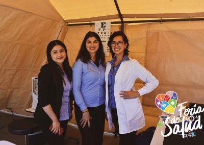 Feria de la Salud 2019 Grupo GAMI en SouthFi25