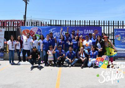 Feria de la Salud 2019 Grupo GAMI en SouthFi28