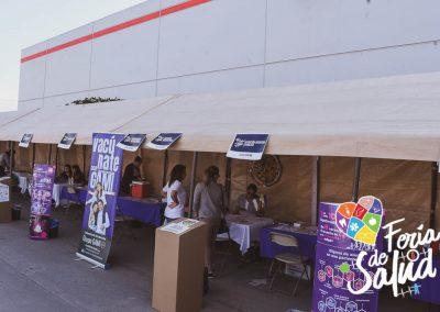 Feria de la Salud 2019 Grupo GAMI en SouthFi3