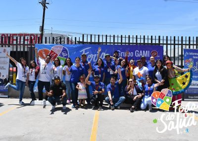 Feria de la Salud 2019 Grupo GAMI en SouthFi30
