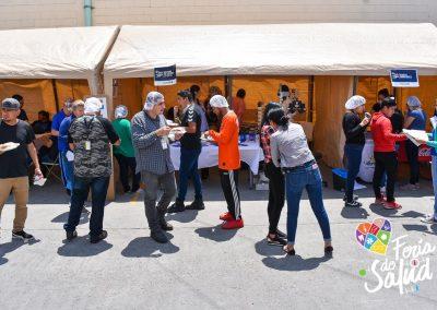 Feria de la Salud 2019 Grupo GAMI en Stryker29