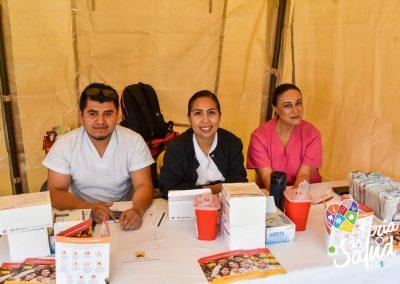 Feria de la Salud 2019 Grupo GAMI en Amphenol1