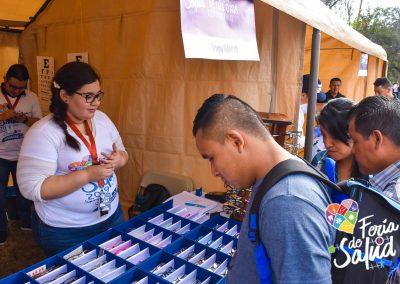 Feria de la Salud 2019 Grupo GAMI en Amphenol10