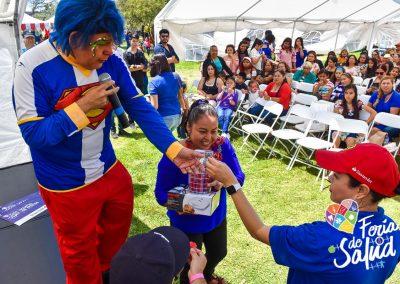 Feria de la Salud 2019 Grupo GAMI en Amphenol103
