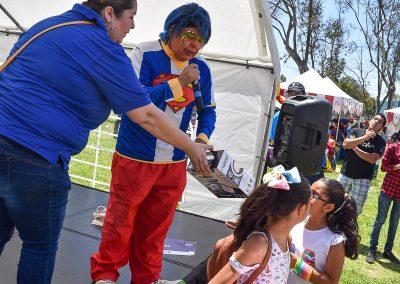 Feria de la Salud 2019 Grupo GAMI en Amphenol122