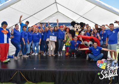 Feria de la Salud 2019 Grupo GAMI en Amphenol129