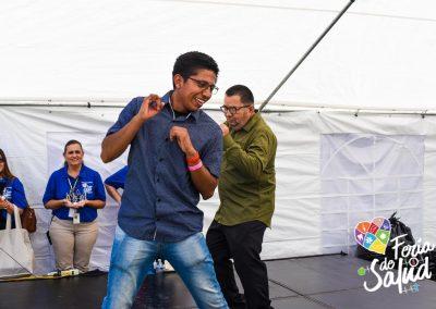 Feria de la Salud 2019 Grupo GAMI en Amphenol134