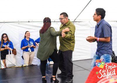 Feria de la Salud 2019 Grupo GAMI en Amphenol135