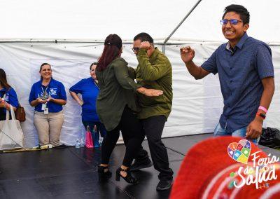 Feria de la Salud 2019 Grupo GAMI en Amphenol136